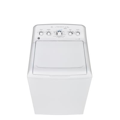 GE 5.0 Cu. Ft. Top Load Washer With Stainless Steel Basket - GTW560BMMWW